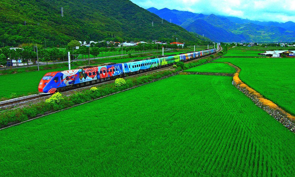【火車來回】花蓮海洋之戀二日