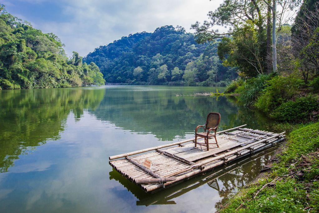 桃園後慈湖、新溪口吊橋、烏來內洞漫步2日遊