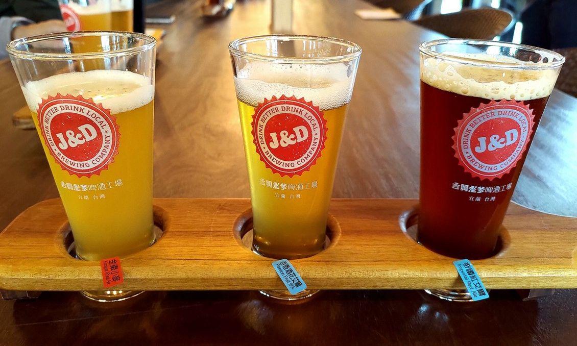 酒鬼巴士一日輕旅 | 宜蘭精釀啤酒之路