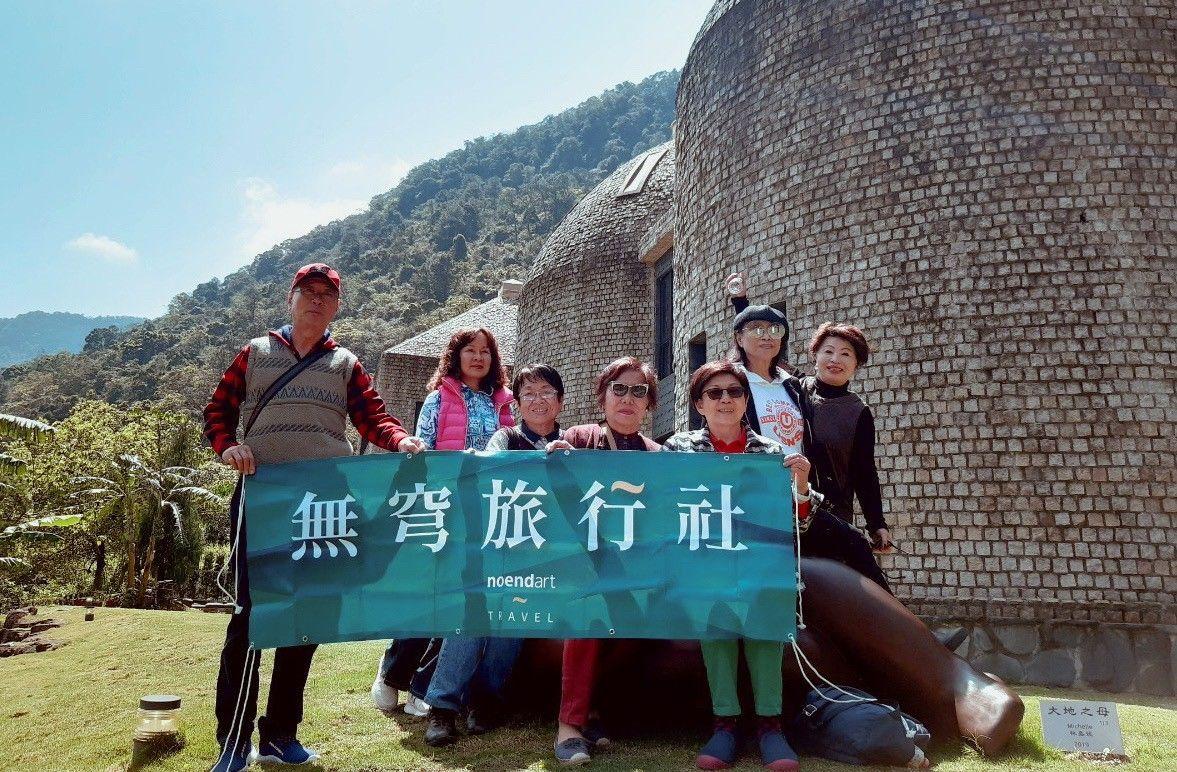 台灣國內旅遊之心靈之旅~內灣槑齋~