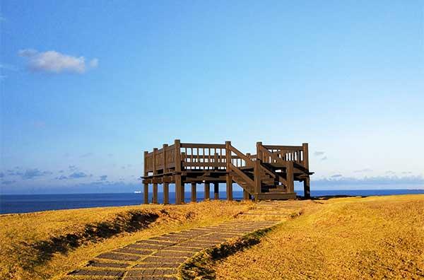 【後進東出-高鐵+飛機】愛戀蘭嶼綠島雙島風情遊五日