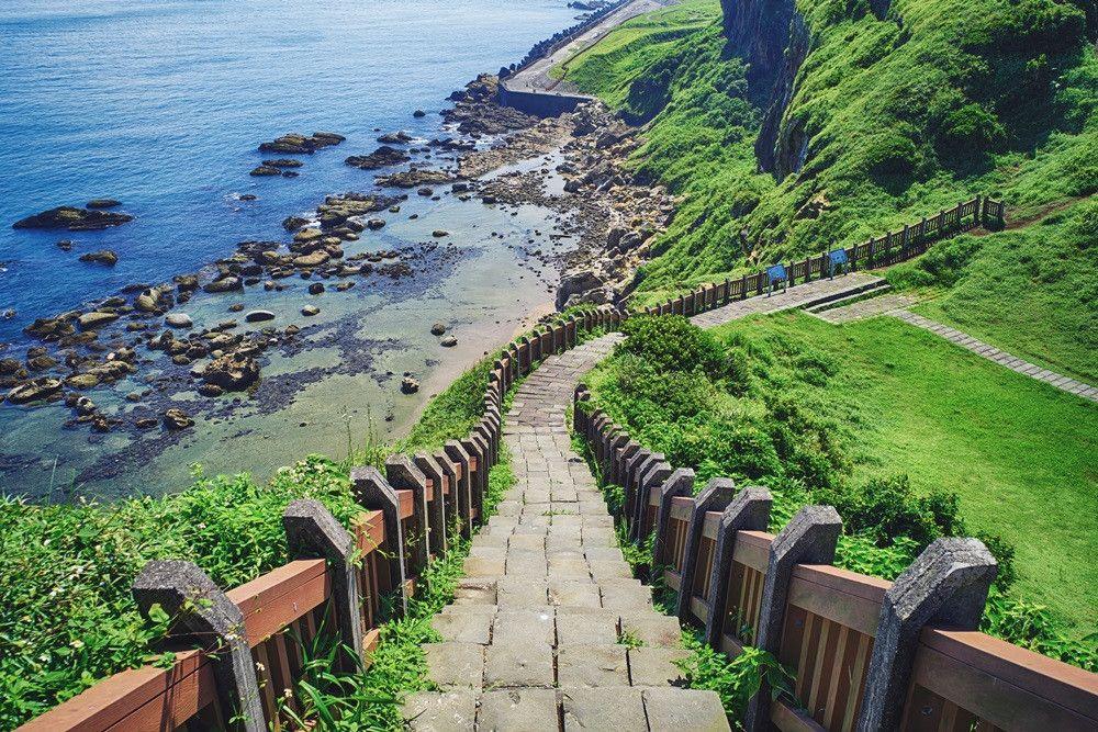 台灣樂遊遊-國境的東北角一天