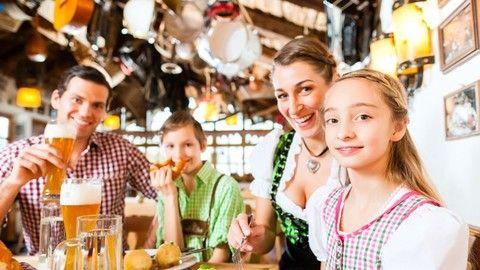 慕尼黑啤酒節限定-德國之美.瑞士之最12日