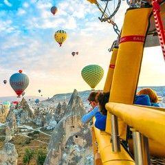 深度土耳其番紅花熱氣球之旅11日(特別贈送3大活動 熱氣球體驗、土耳其之夜、地下水皇宮)