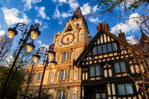 花蓮太魯閣晶英酒店、清境老英格蘭莊園、3天2夜豪華之旅夜豪華之旅