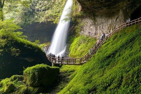 溪頭森林浴、杉林溪松瀧岩瀑布、米提大飯店兩天一夜豪華之旅