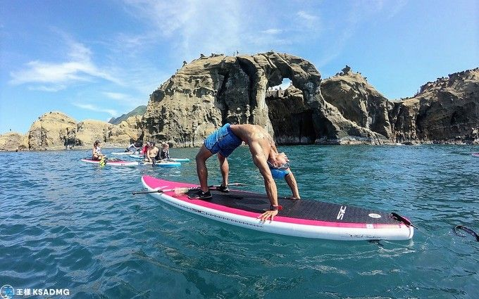【SUP】象鼻岩SUP,一起划去海上看大象!兩人一板假日