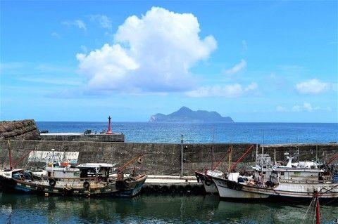 【 療癒旅行 】夏日療癒・龜山島人的海風歲月
