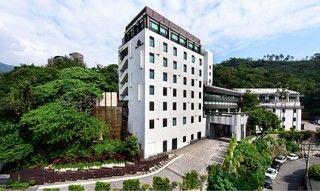 [自駕二日遊] 台北 北投大地酒店・一泊二食
